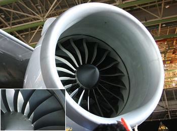 西航运用爱德华三坐标测量机和叶片测量专用软件进行叶片检测